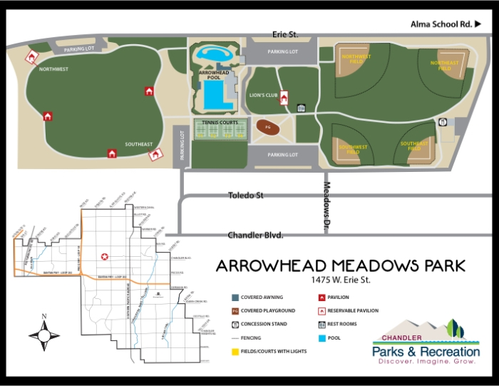 ARROWHEAD MEADOW PARK